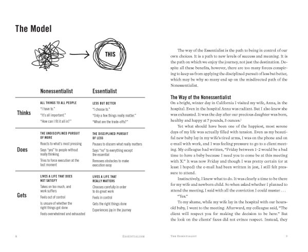 gregMcKeown-essentialism-model