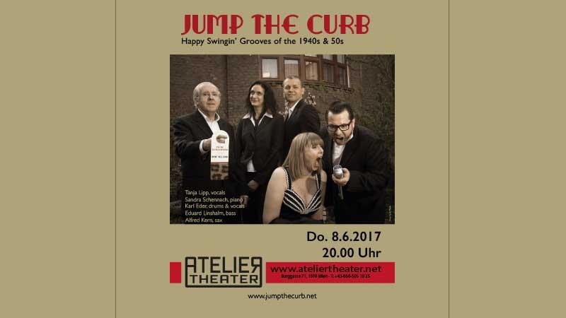 Jump The Curb live im Ateliertheater