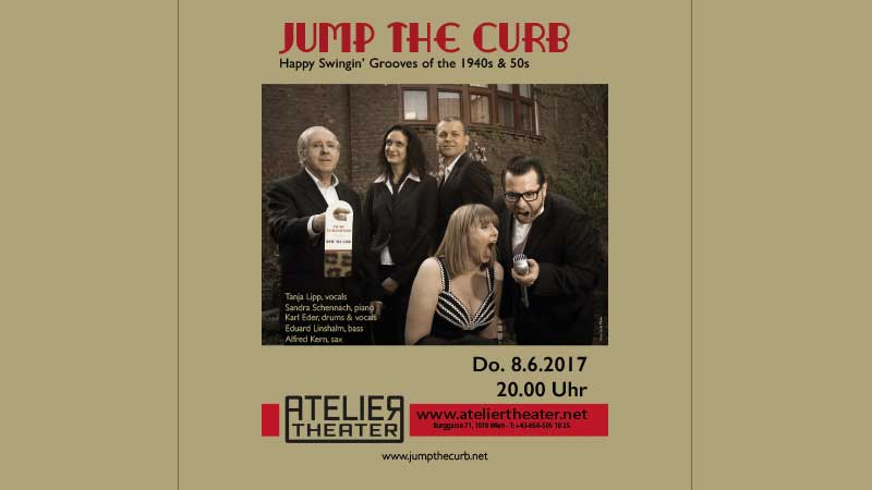 Jump The Curb live im Ateliertheater