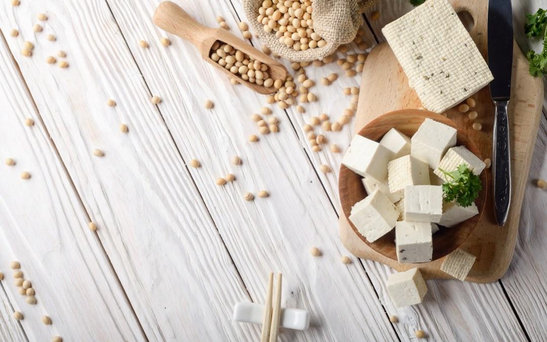 Pesto Tofu Bites