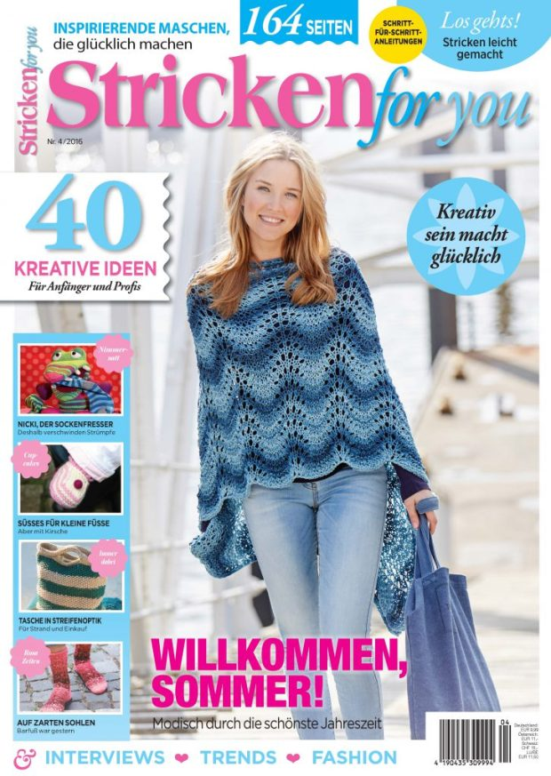 Stricken for you, Nr. 4/2016