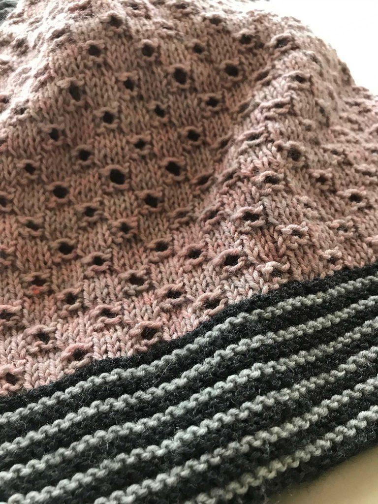 Der neue Knit-A-Long: Bel Air,  der 1. Anleitungsteil