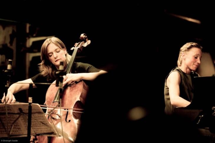 Tanja Tetzlaff & Gunilla Süßmann ©Christoph_Soeder
