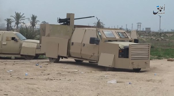 Armored Pickup 1