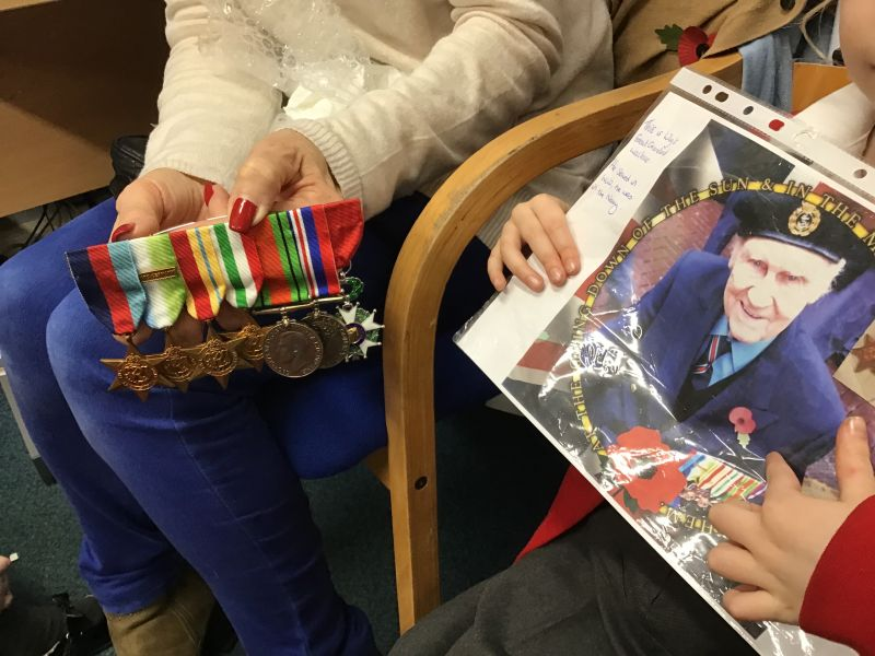 THE SHINING STARS LEARN ALL ABOUT REMEMBRANCE SUNDAY