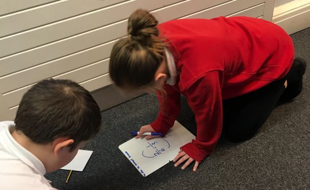 Exciting Equivalent Fraction Hunt