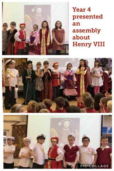 Tudors Assembly Y4