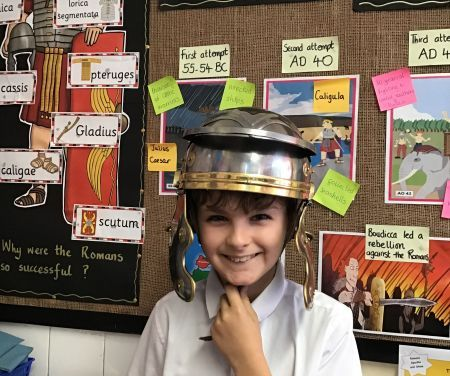 What does this Roman cassis tell us about Roman soldiers?