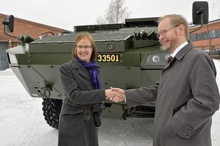 sweden amv