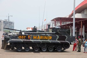 INDO DEFENCE 2014 Expo
