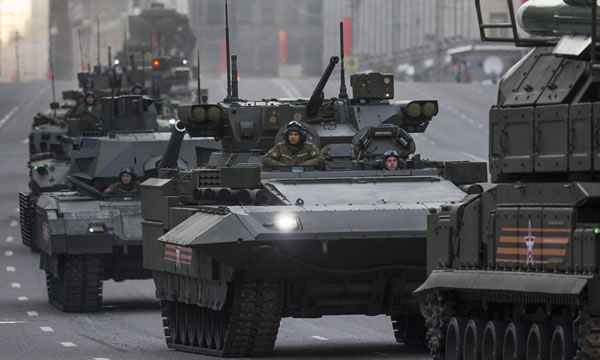 T-15 Armata Infantry Fighting Vehicle small