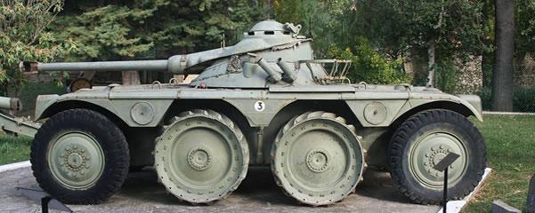 EBR-75 Reconnaissance Vehicle