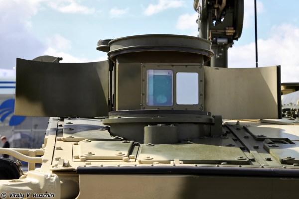 9P157-2 Gunners sight