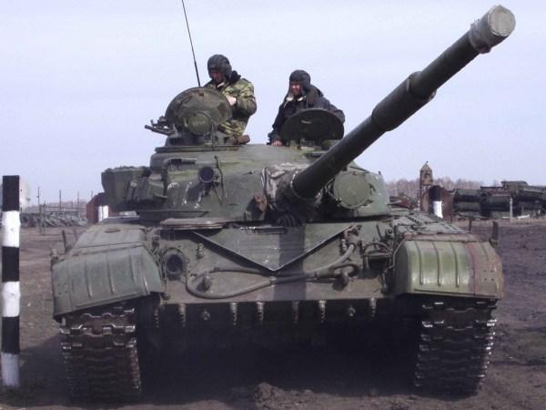 """T-72 """"Ural"""""""