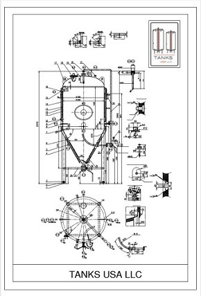 TANKSUSA - FERMENTER DRAWING 1