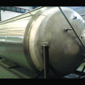 220 Barrel Stainless Steel Bright Tank
