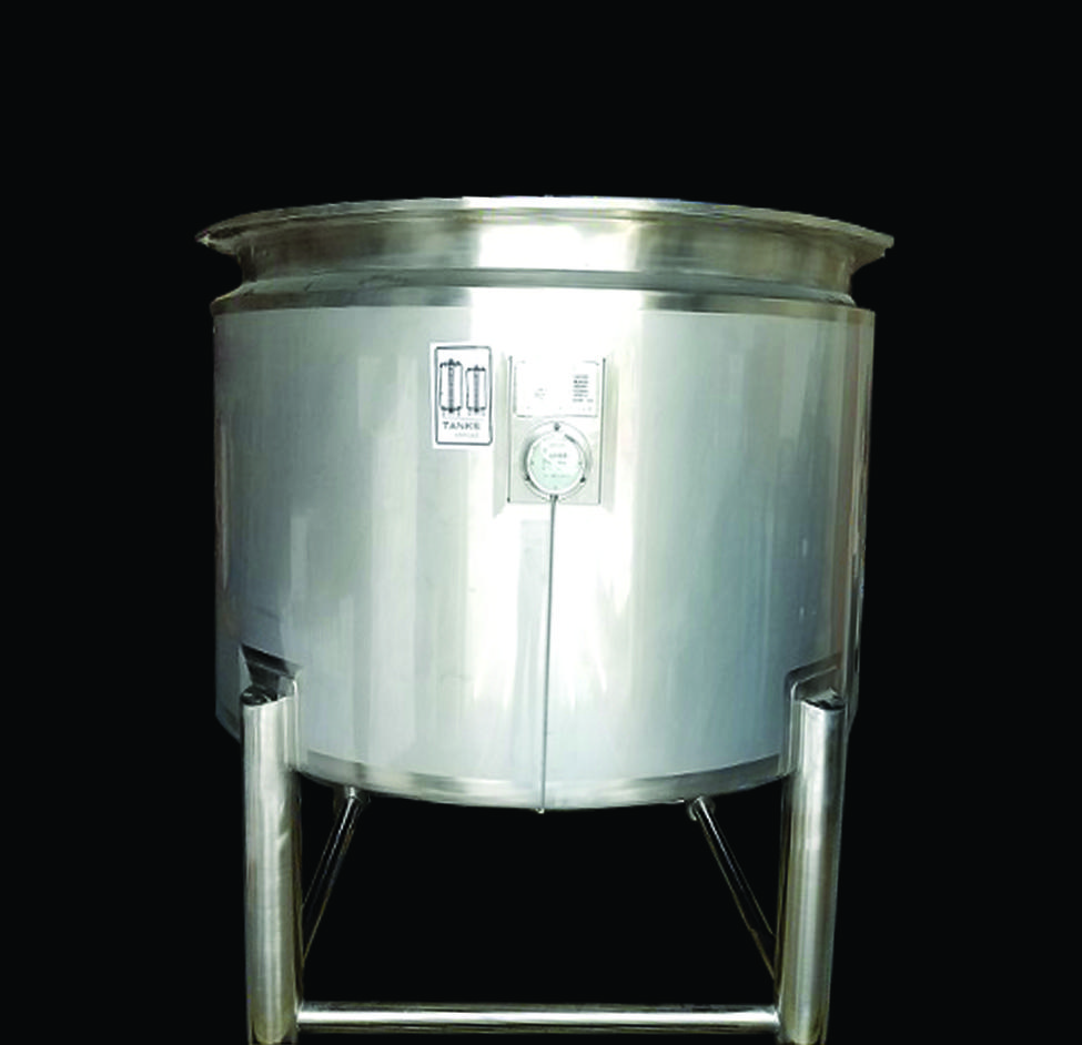 TanksUSA - Stainless Steel Kettle 5