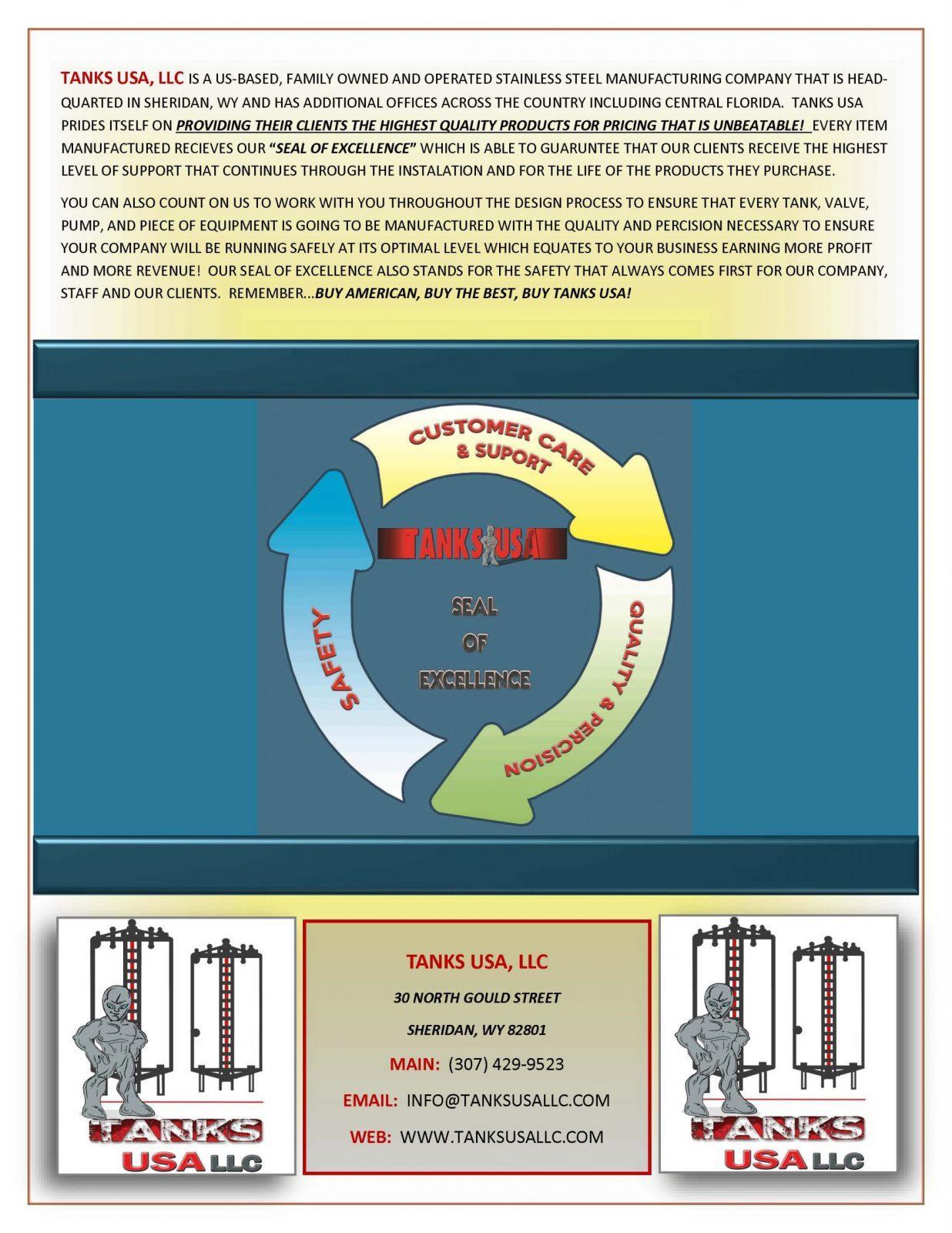 Tanks USA Brochure - Page 4