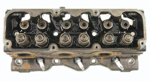 Truck Engine Cylinder Head