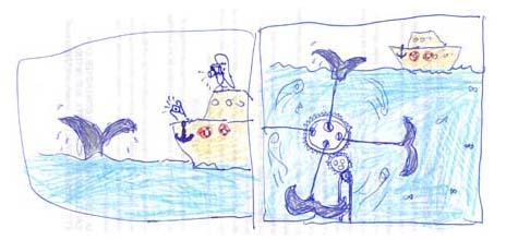 salven a las ballenas