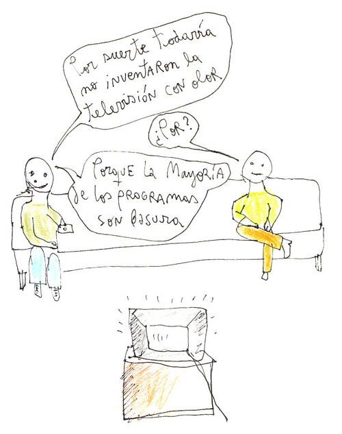 TV conolor