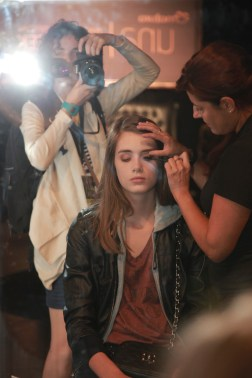 BAF Week / Backstage #Dia 3 - Hair & Makeup