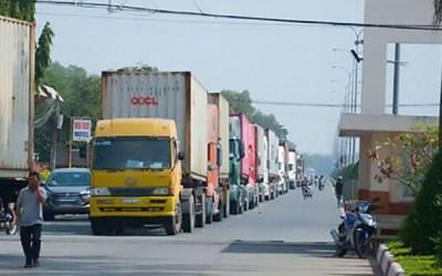 Dịch Covid-19: Việt Nam và Campuchia thống nhất về việc vận chuyển thương mại hàng hóa giữa hai nước