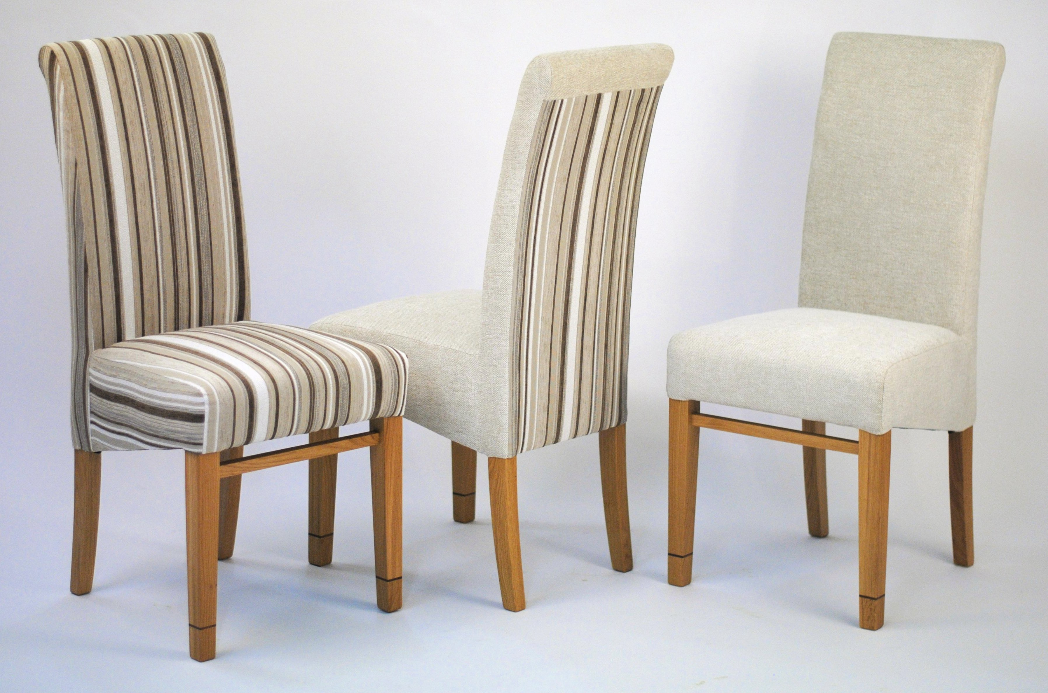 Upholstered Dining Chair  Tanner Furniture Designs