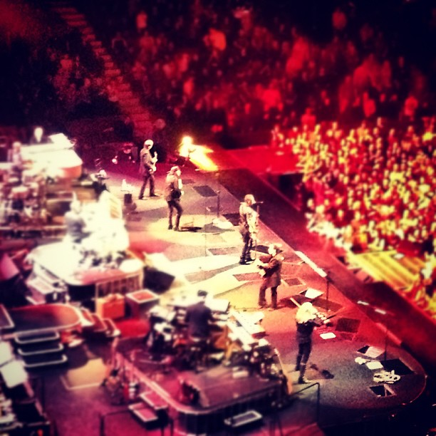 Bruce Springsteen in Vancouver