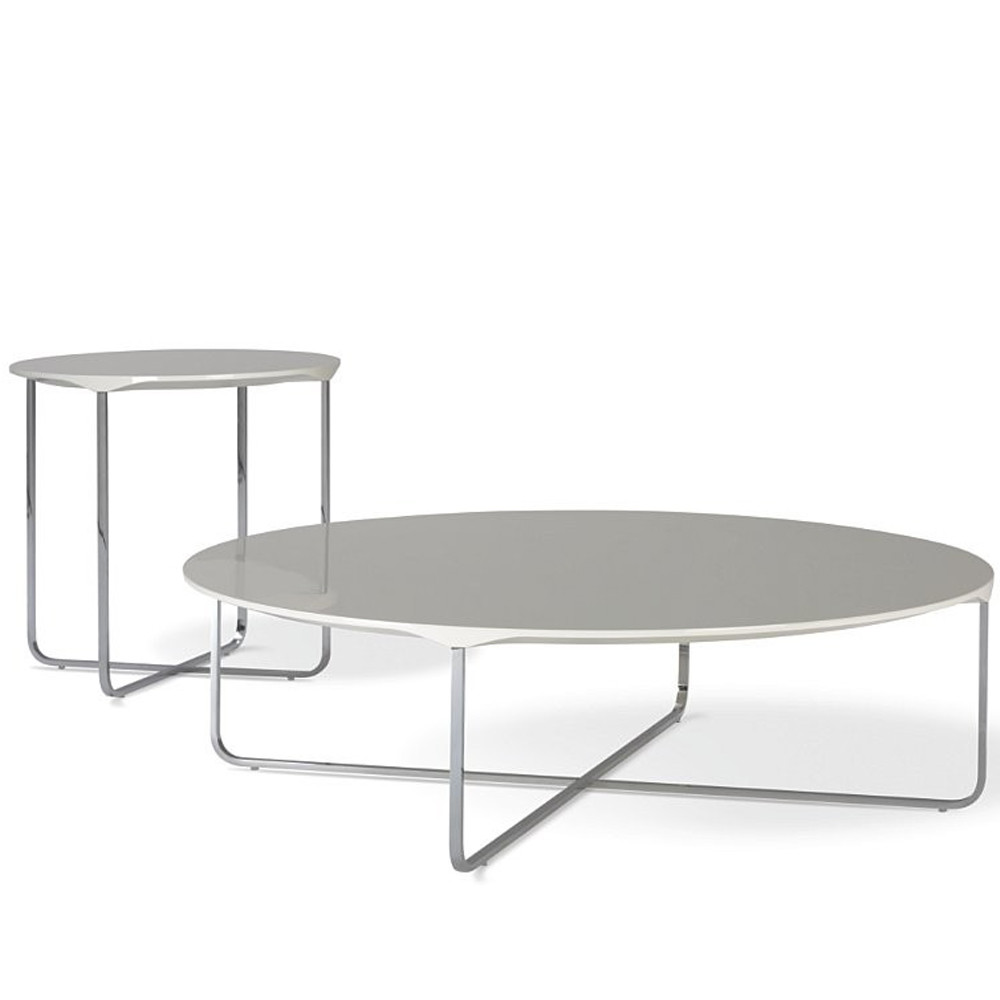 ben sofabord wedge sofa table flint - tannum