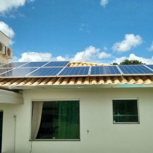 03 - Arranjo fotovoltaico - 10 x 310Wp Trina Solar