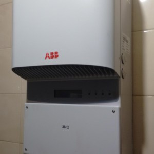 05 - Inversor ABB PVI-4.2-TL-OUTD-S, 4,20kW