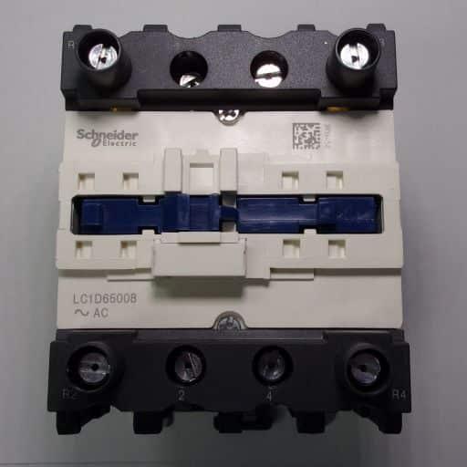 LC1D65008F7-Contactor 2NO-2NC 110v 65A