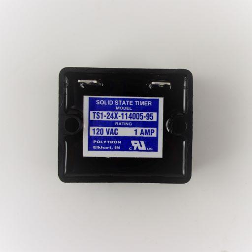 TS1-24X-114005-95-Time Delay Relay 0.5 Sec. 115 Vac
