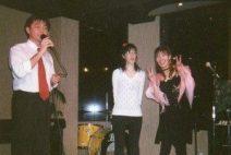 <お楽しみ>クリスマス・ライブ 2004年