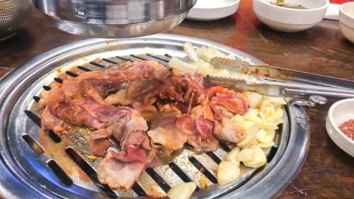 セマウル食堂-料理