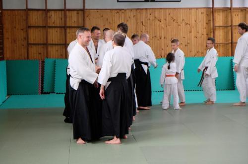 Letnia Szkoła Aikido - Kazimierz 2014