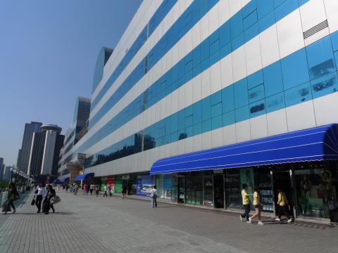 深圳(深セン)羅湖商業城はニセモノ天國   マニアック香港 & 深セン