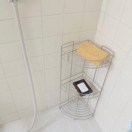 ミニマリストな浴室の画像