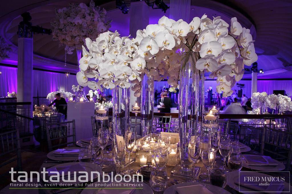 Glen Oaks Country Club  Wedding  New York Floral