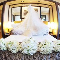 Michelle and Ari's Red Hot Wedding at the Mandarin Oriental New York