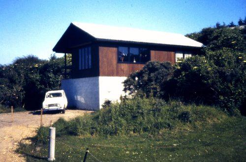 Haus Pax am Lendrup-Strand in den 1970er Jahren.