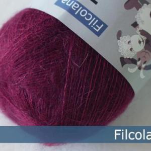 Garnnøgle fra Filcolana Tilia Fuchsia 213