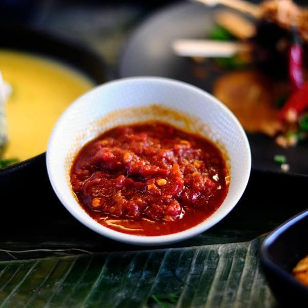 Tante Kookt Moluks Javaans Eten Thuisbezorgd Afhaal Sambal - Tante Kookt - Take Away & Home Delivery