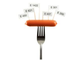 Eet gezonder zonder e-nummers