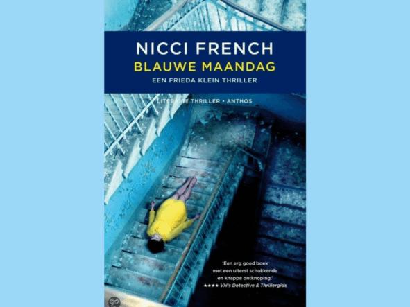 Blauwe maandag van Nicci French