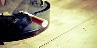 De eerste dagen van het stoppen met roken