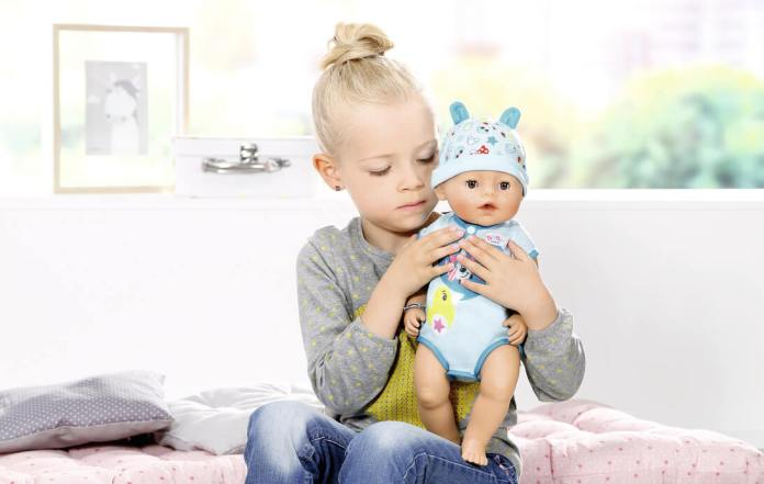 Baby Born Soft Touch jongenspop