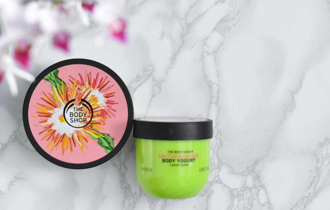 Cactus Blossom Body Yoghurt en Body Butter
