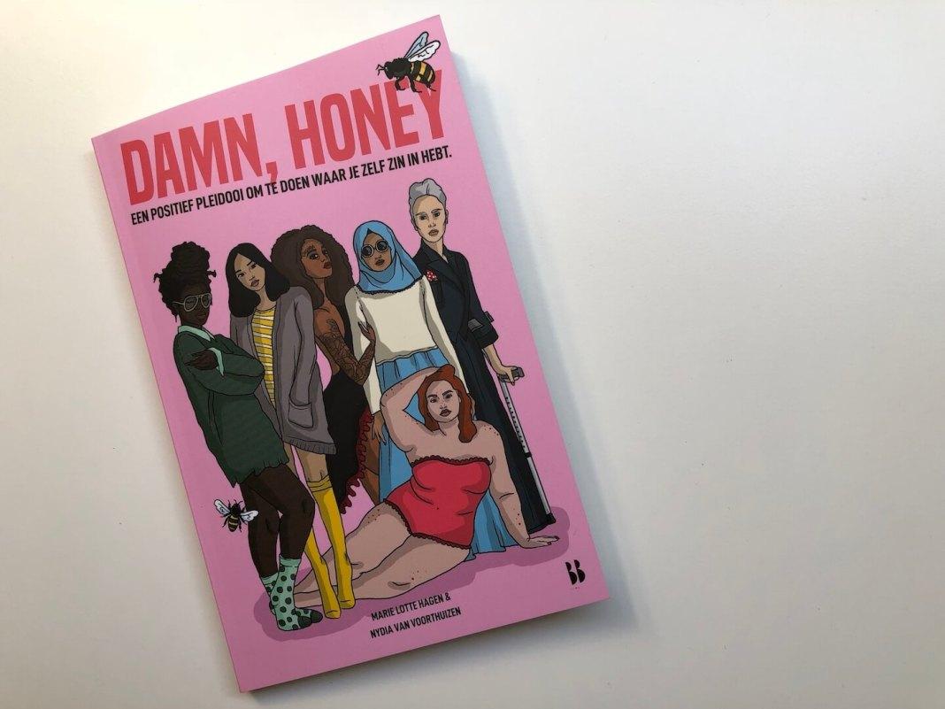 Damn Honey van Marie Lotte Hagen en Nydia van Voorthuizen